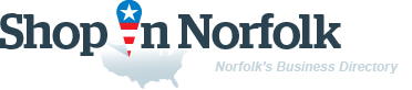 ShopInNorfolk. Business directory of Norfolk - logo